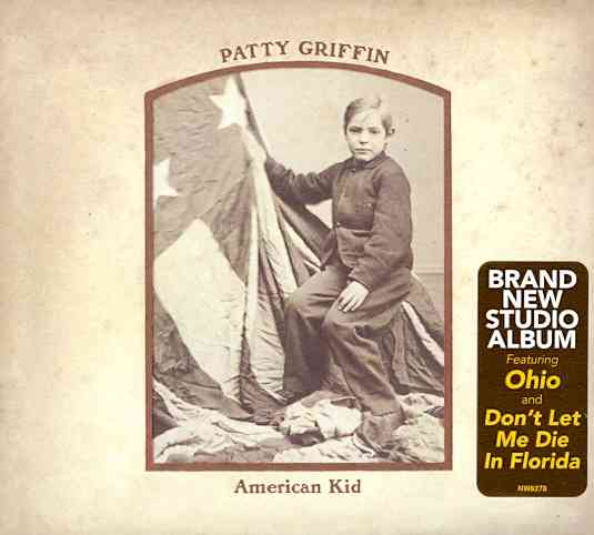 AMERICAN KID BY GRIFFIN,PATTY (CD)