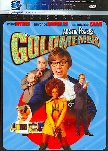 AUSTIN POWERS IN GOLDMEMBER BY MYERS,MIKE (DVD)